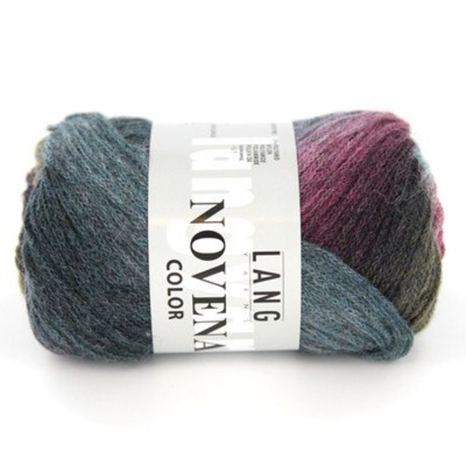 All Strung Out Yarn | Lang Novena