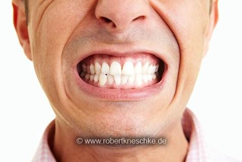 Zähne zeigen