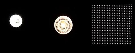 Vergleich Dauerlicht Hedler Hensel Litepanels dark