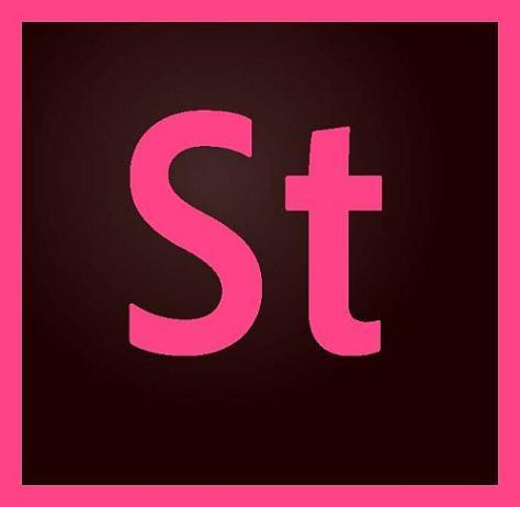 """Das neue Logo von """"Adobe Stock"""""""