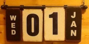Frohes neues Jahr und alles Gute für 2014!