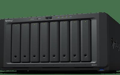 Synology 1817+ 10 GB RAM
