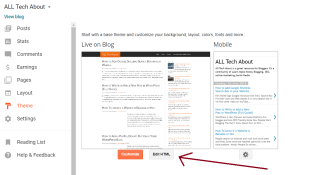 How To Optimize Archive Links in Blogger For Seo
