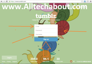How To Create a Blog on Tumblr