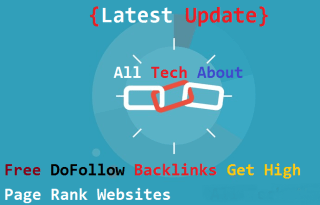 How To Get 15 Free PR9 DoFollow Backlinks with Just 2 Days Old Domain