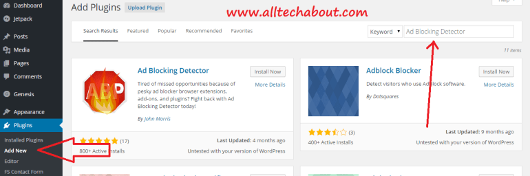 How to Detect AdBlock Users in WordPress Blogs