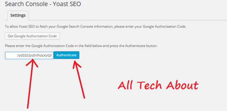 How To Use Google Search Console Feature in Yoast SEO Plugin