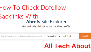 How To Get DoFollow Backlinks For Free From High Page Rank