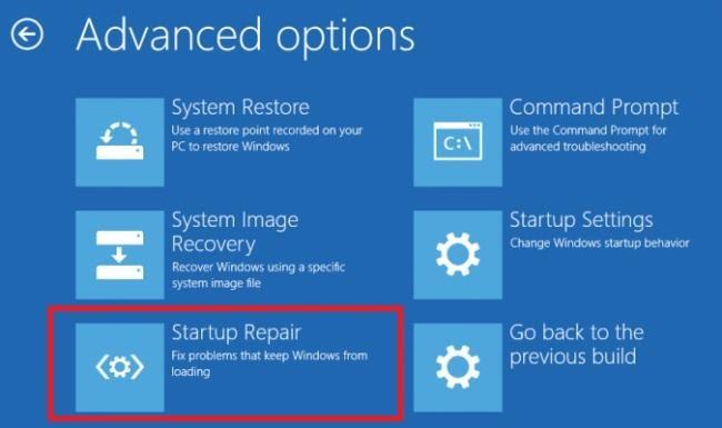 Fixing BOOTMGR is missing error in Windows