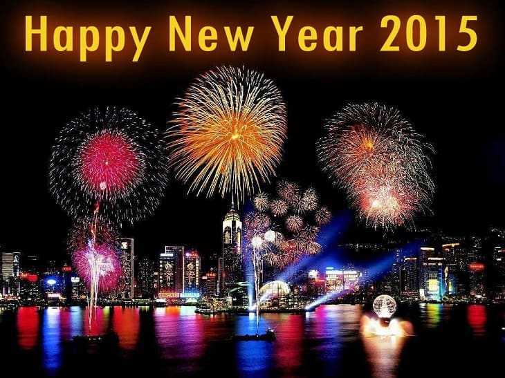 facebook new year wallpapers