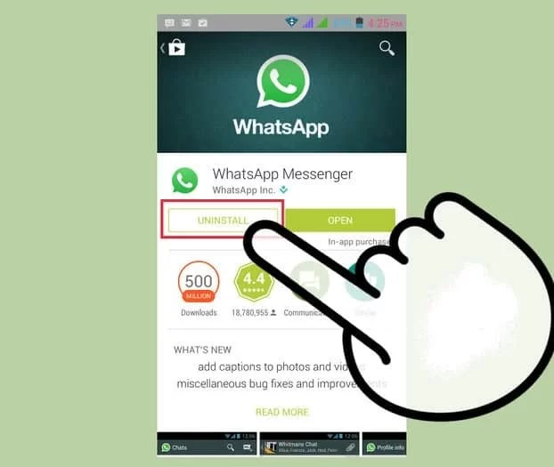 Hack WhatsApp Account : Two Easy Working Methods and their Fix