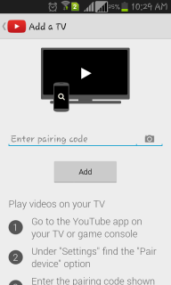 youtube-tv-pairing-code
