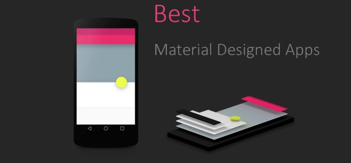 material-design-andriod-apps