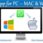 Whatsapp for PC – MAC and Windows