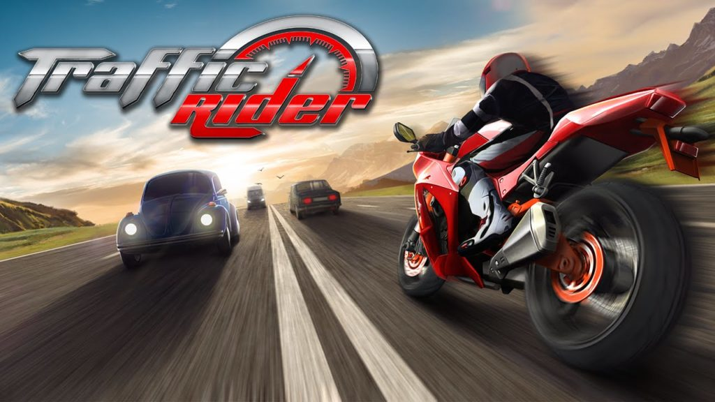 Traffic Rider Game for android Under 100MB
