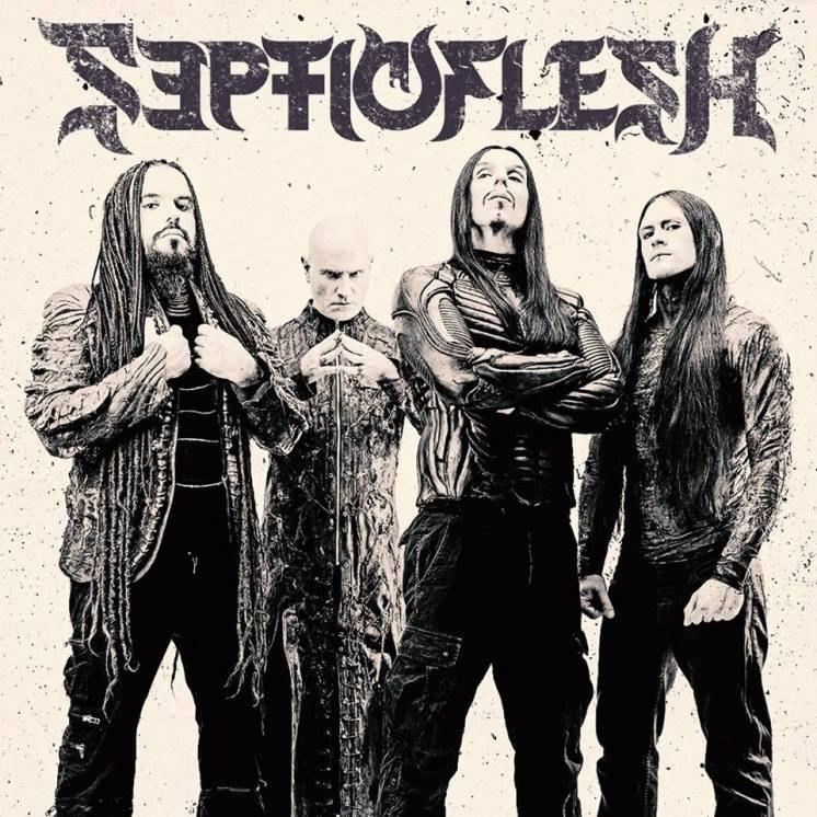 SEPTIC FLESH (Symphonic Death Metal - GREECE)