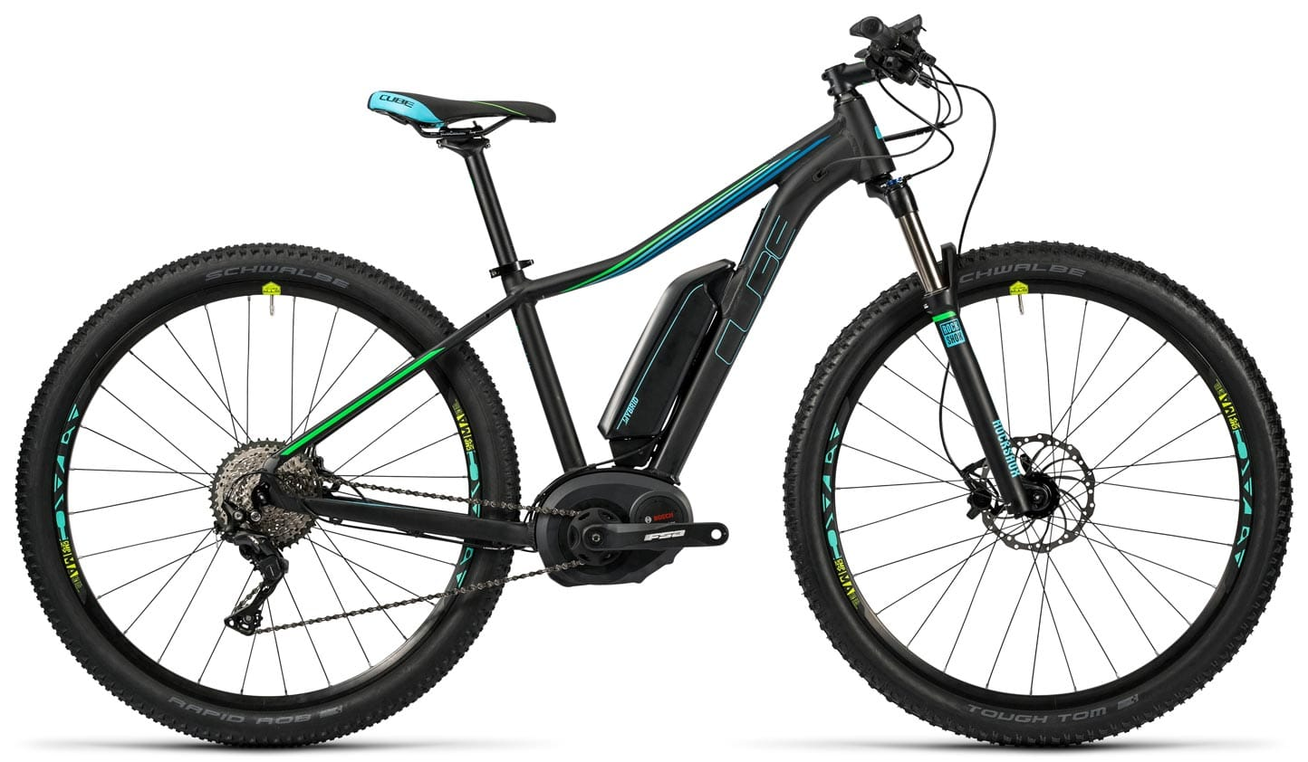 Cube Access Wls Hybrid Race 400 29 Hardtail Electric Mtb