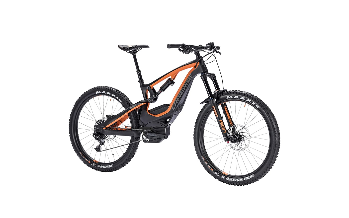 Lapierre Overvolt Am 600 Carbon Bosch E Mtb Bike