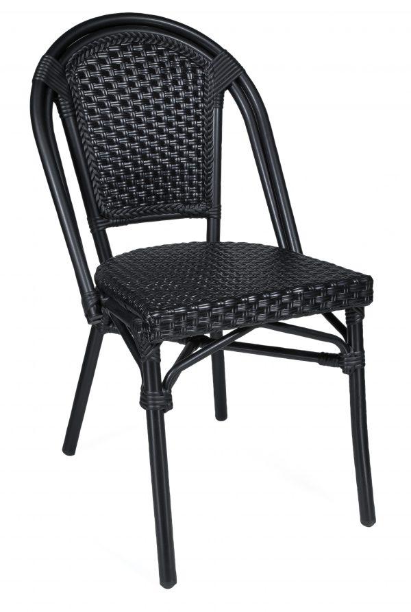 78626 Paris stol, svart