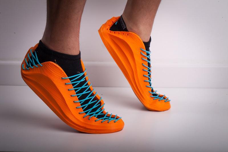 3d material-sneakers
