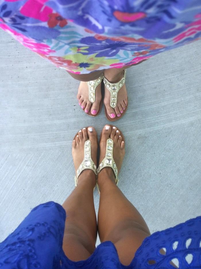 matching-sandals