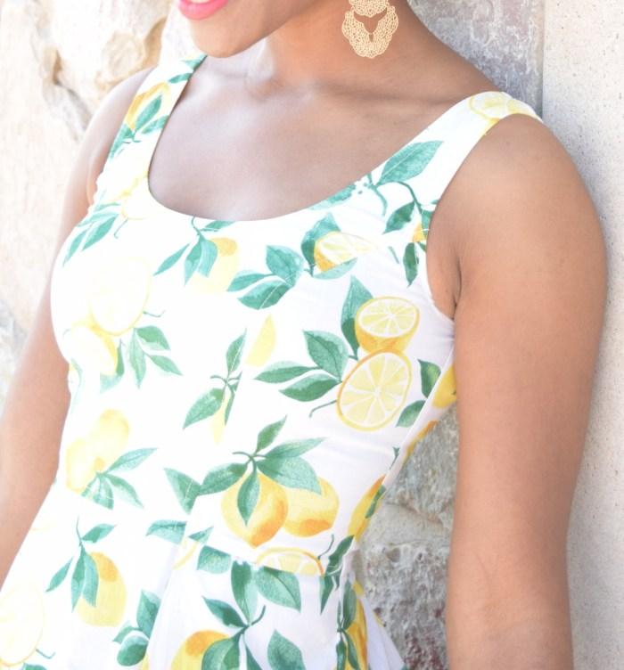 eshakti-lemon-print-dress-customized-neckline-sleeves