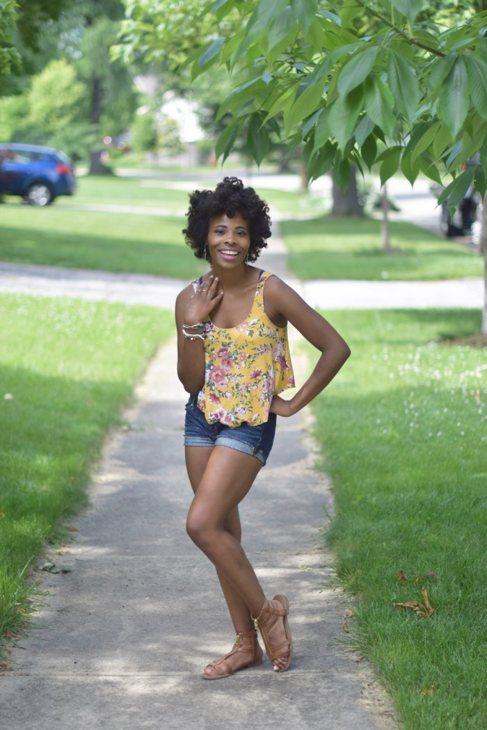 aeo-yellow-floral-cropped-tank