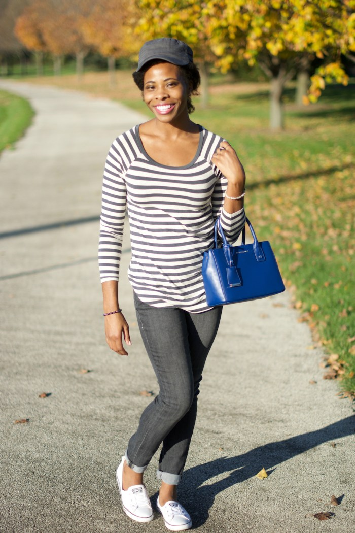 grey-striped-everyday-tee