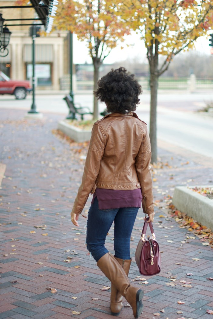 caramel-maroon-fall-outfit-idea