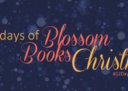 Day One (met winactie) – Twelve Days of Blossom Books Christmas