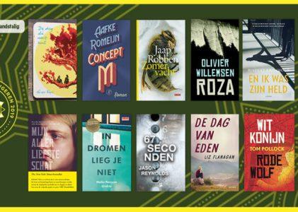 'Beste boek voor jongeren' in Cijfers