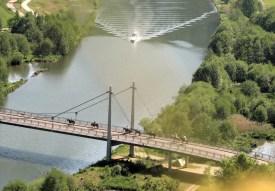 Blick auf den Altmühl- Kanal
