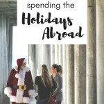 How to Cope with Spending the Holidays Abroad