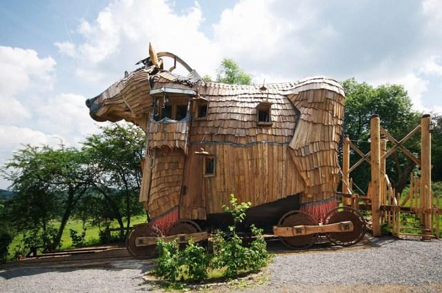 La Balade Des Gnomes, Belgium