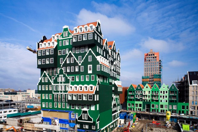 Inntel Amsterdam-Zaandam, Netherlands