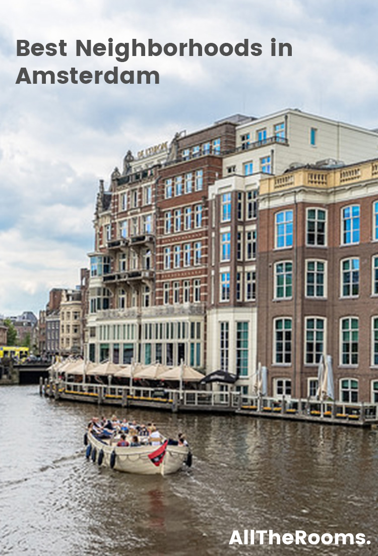 Canal Ring, the Red Light District and Jordaan are three top neighborhoods in the city, offering some of the best hostels in Amsterdam and so much more.