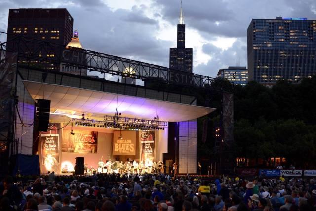 Chicago Blues Festival 2017