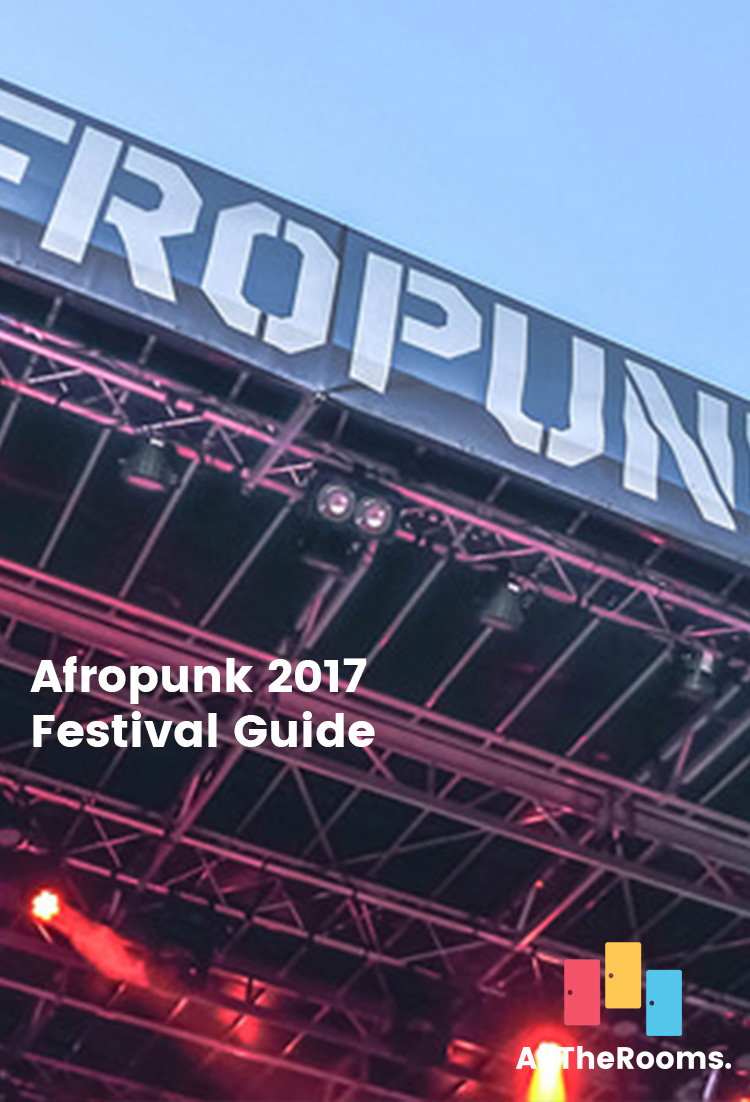 """Afropunk has been dubbed the """"most multicultural festival in the US"""" by the New York Times. An eclectic mix of artists, fans, filmmakers and musicians, Afropunk aims to showcase the beauty in diversity and unity."""