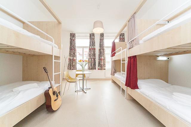 Cheap hostels in Prague