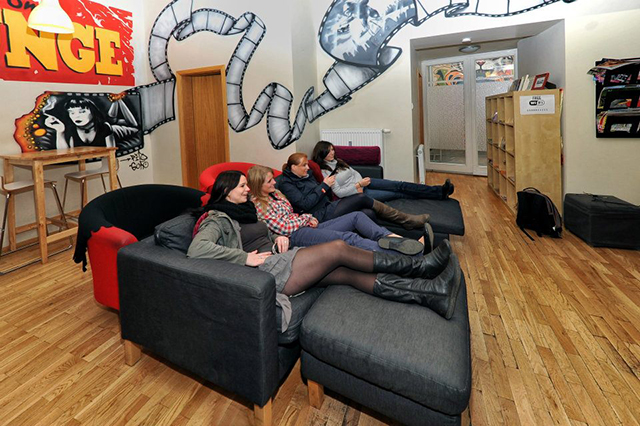 Cheap hostels in Prague