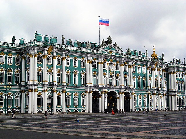 5 places you have to visit in St Petersburg