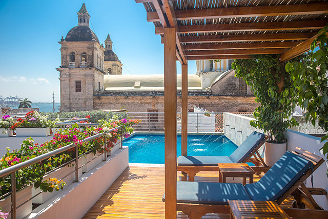 Historic Hotels In Cartagena