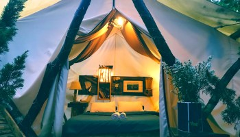 Unique Airbnb Glamping Experiences - AllTheRooms - The