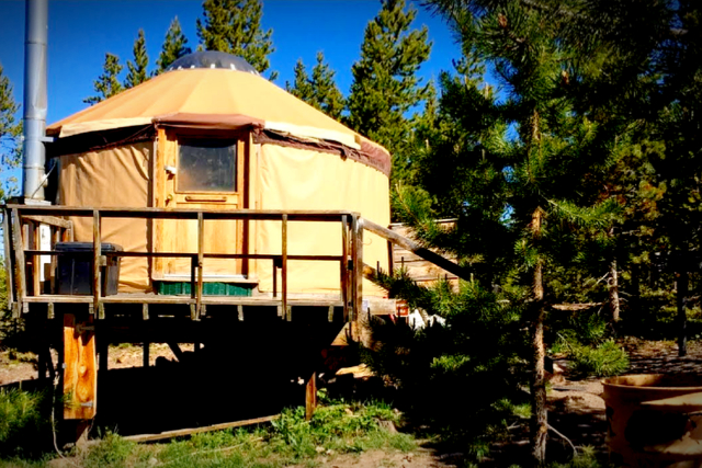 Where to Go Glamping in Colorado - AllTheRooms - The