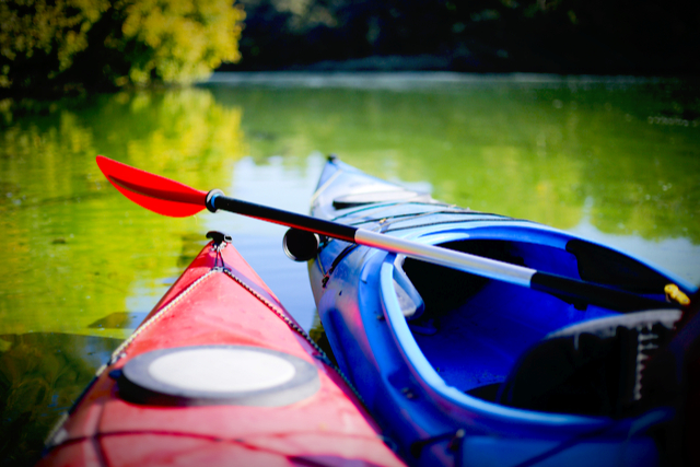 Top Kayaking Destinations in the US
