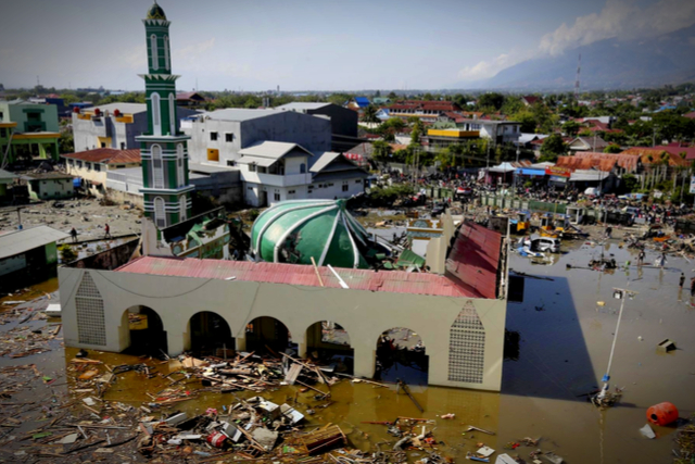 How You Can Help Victims of the Indonesia Tsunami