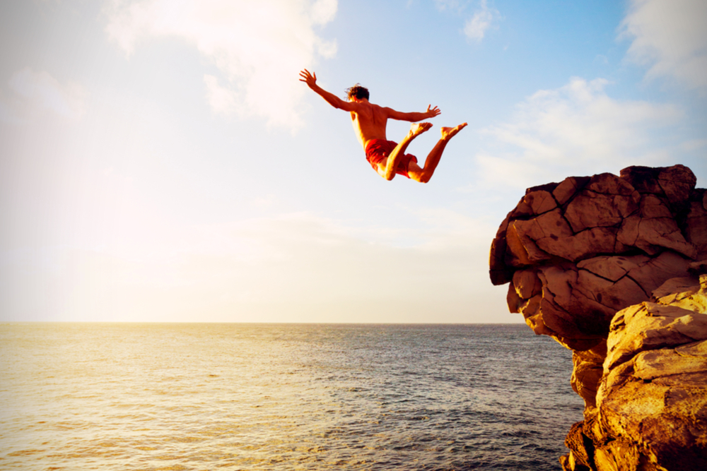 Best Spots To Go Cliff Diving In Mexico