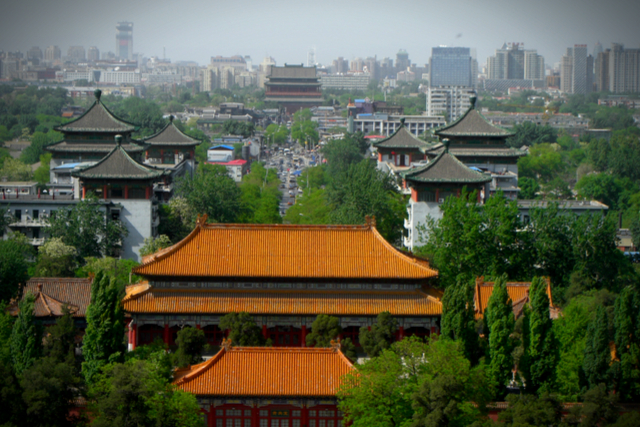 Best Places to See the Beijing Skyline