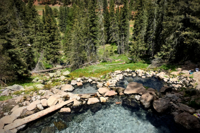 11 Hot Springs in New Mexico You Need to Visit - AllTheRooms ...