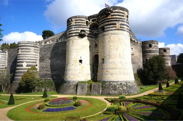 Château d'Angers france